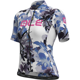 Alé Cycling Solid Bouquet SS Jersey Women, wit